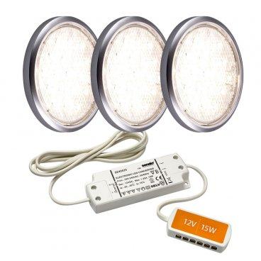 LED 3 x 19 komplekt 12V 19540