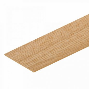 Wood Veneer edging, Oak 0,5x42mm, with glue 20028