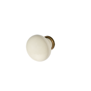 Käepide-nupp, portselan 13451