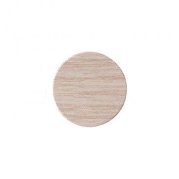 Декоративные заглушки с клеем, пластмасса - 20мм, 15 шт. 146