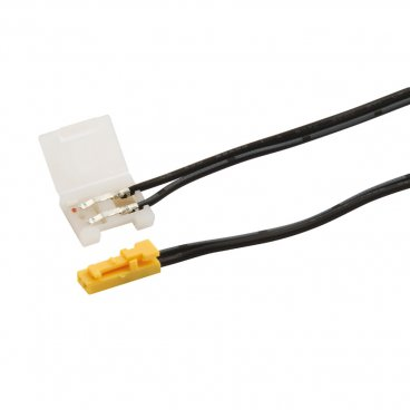 LED power cable 12V, 2000 mm, 8 mm  19587